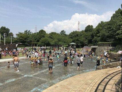 要出典 じゃぶじゃぶ池 関西 元浜緑地 わんぱく池 兵庫県尼崎市