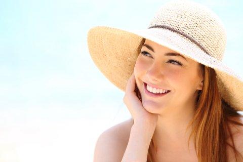 日焼け 帽子 麦わら 夏 ビーチ 海 プール ママ 水辺 紫外線