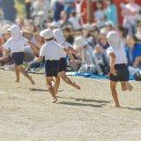 幼稚園 運動会 リレー