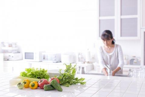 日本人 女性 食材 野菜