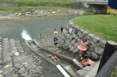 要出典 川遊び 祓川 ほたるの里公園 福岡県京都郡