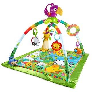 要出典 フィッシャープライス おもちゃ レインフォレスト デラックスジムⅡ