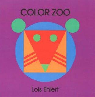 要出典 英語の絵本 Color Zoo