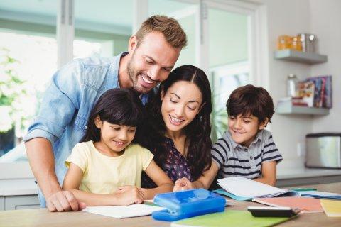 家族 勉強