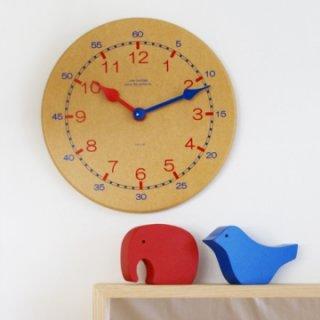 要出典 子供部屋 時計 La Luz/キッズクロック カラー