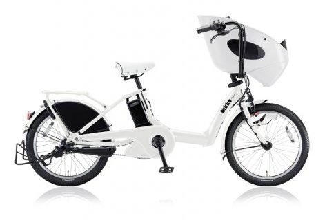 要出典 子供乗せ 電動自転車 ブリヂストン ビッケ ポーラーe