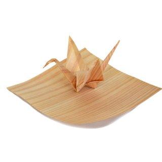 要出典 トイレットペーパー 芯 工作 木の折り紙