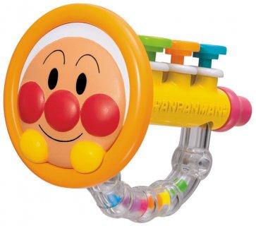 要出典 楽器のおもちゃ アガツマ アンパンマン ベビーラッパ