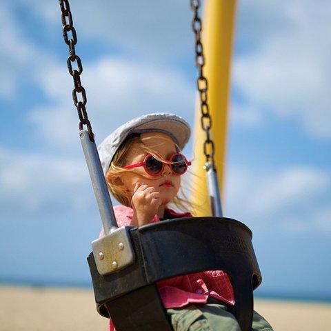 要出典 ベビーサングラス スパイス 乳幼児用メガネ