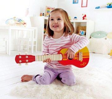 楽器のおもちゃ ハペ ウクレレ