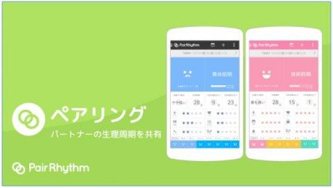 要出典 妊活アプリ ペアリズムM