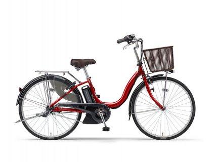【要出典】 電動自転車 おしゃれ ヤマハ 電動自転車 パスナチュラМ 子乗せシートセット 2017年モデル