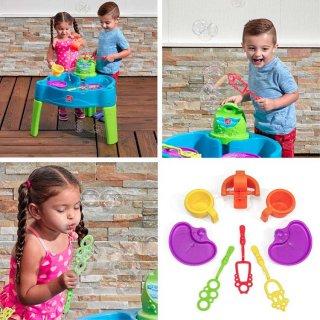 要出典 水遊びおもちゃ STEP2 ビッグ バブル スプラッシュ ウォーターテーブル