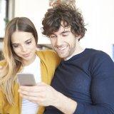 夫婦 カップル 携帯