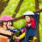 自転車 親子 母子 子供乗せ ヘルメット