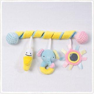 要出典 ベビーカーのおもちゃ charme Etoile くるくるトイ ベビーカー用おもちゃ