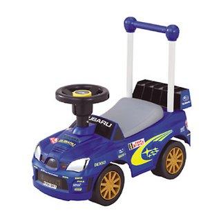 要出典 乗用玩具 シー・シー・ピー 乗用SUBARUインプレッサWRC