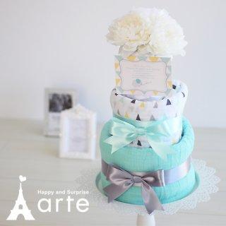 【要出典】 出産祝いでもらって嬉しかったもの ウィーゴアミーゴ×ベビーアルテ 公式コラボおむつケーキ
