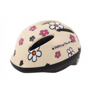 要出典 子供用ヘルメット 花柄