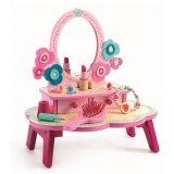 要出典 ドレッサーのおもちゃ ジェコ フローラドレッシングテーブル