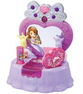 要出典 ドレッサーのおもちゃ ディズニー ちいさなプリンセスソフィア かわいいネイルドレッサー