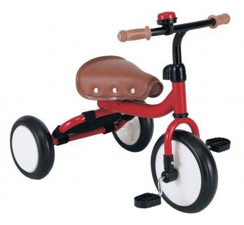 要出典 三輪車 おしゃれ エム・アンド・エム トライク レッド