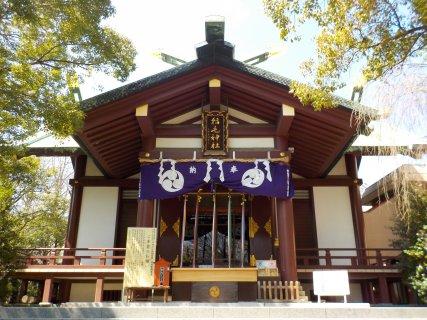 要出典 神奈川 七五三 稲毛神社