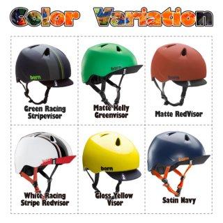 要出典 子供用ヘルメット バーン ヘルメット NINO キッズモデル