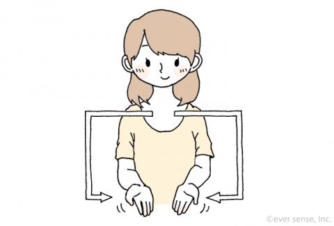 3歳児の手遊び お弁当箱1 eversense
