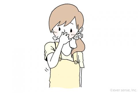 3歳児の手遊び パン屋さん4 eversense