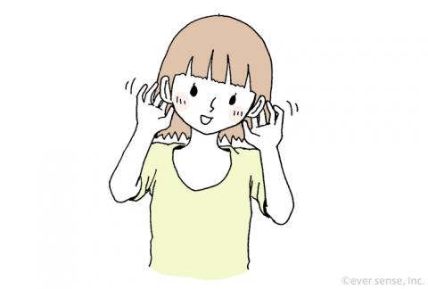 3歳児の手遊び 大阪のうまいもん4 eversense