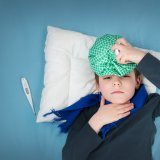 子供 発熱 風邪 辛い