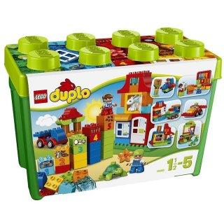 要出典 1歳 誕生日 男の子 レゴ デュプロ みどりのコンテナスーパーデラックス