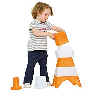 要出典 1歳 誕生日 男の子 コンビ タワーがさね