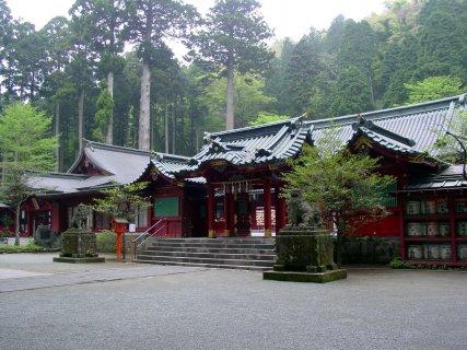 要出典 神奈川 七五三 箱根神社