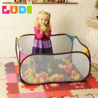 要出典 1歳 誕生日 女の子 ルディ ボールプール EVAボール50個付