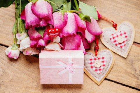 プレゼント 女の子 ギフト お花 ハート 記念日 出産祝い