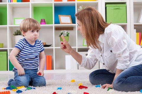 叱る ママ 子供 男の子 怒る おもちゃ