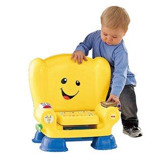 要出典 1歳 男の子 誕生日プレゼント フィッシャープライス スマートステージ・バイリンガル・チェア
