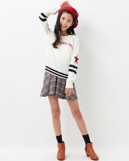 要出典 女子小学生のファッション INGNI First (イングファースト)