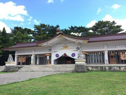 要出典 七五三 九州沖縄 沖縄県護国神社
