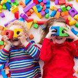 保育園 幼稚園 子供 遊び ブロック