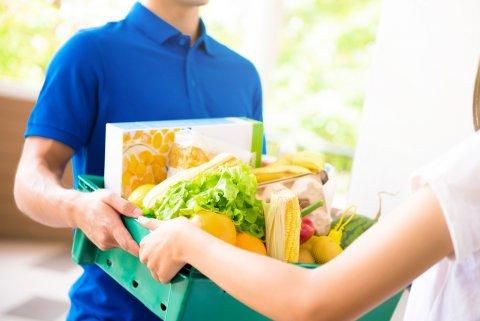 食材 宅配 サービス
