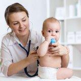 小児科 病院 赤ちゃん 医師