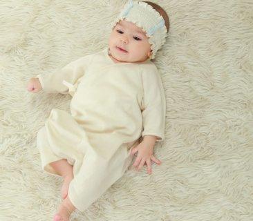 要出典 赤ちゃん コンビ肌着 スウィートマミー やわらか ベビー コンビ肌着