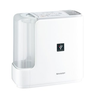 要出典 加湿器 シャープ ハイブリッド式加湿器 HV-G50-W