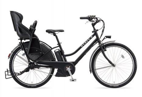 要出典 子供乗せ自転車 ブリヂストン ハイディツー