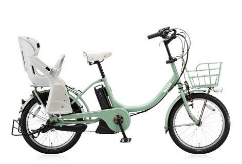 要出典 子供乗せ自転車 ブリヂストン ビッケ モブe