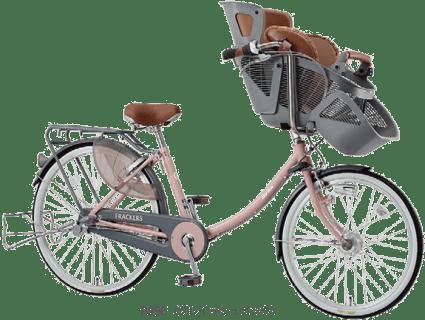 要出典 子供乗せ自転車 マルイシ ふらっか~ず スティーナ 子供乗せ自転車