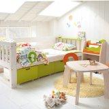 要出典 子供用ベッド いいこ 天然木 パイン材 子供用 シングルベッド